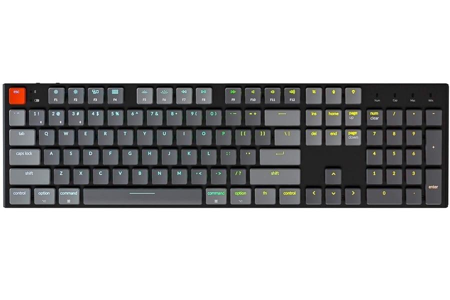 Low-Profile-Bluetooth-Tastatur Keychron K1 v4