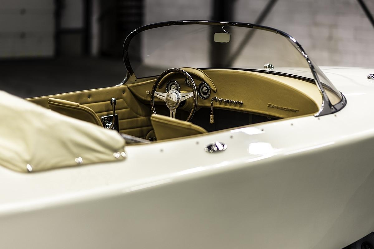 Hermes Speedster E Dayboat innen