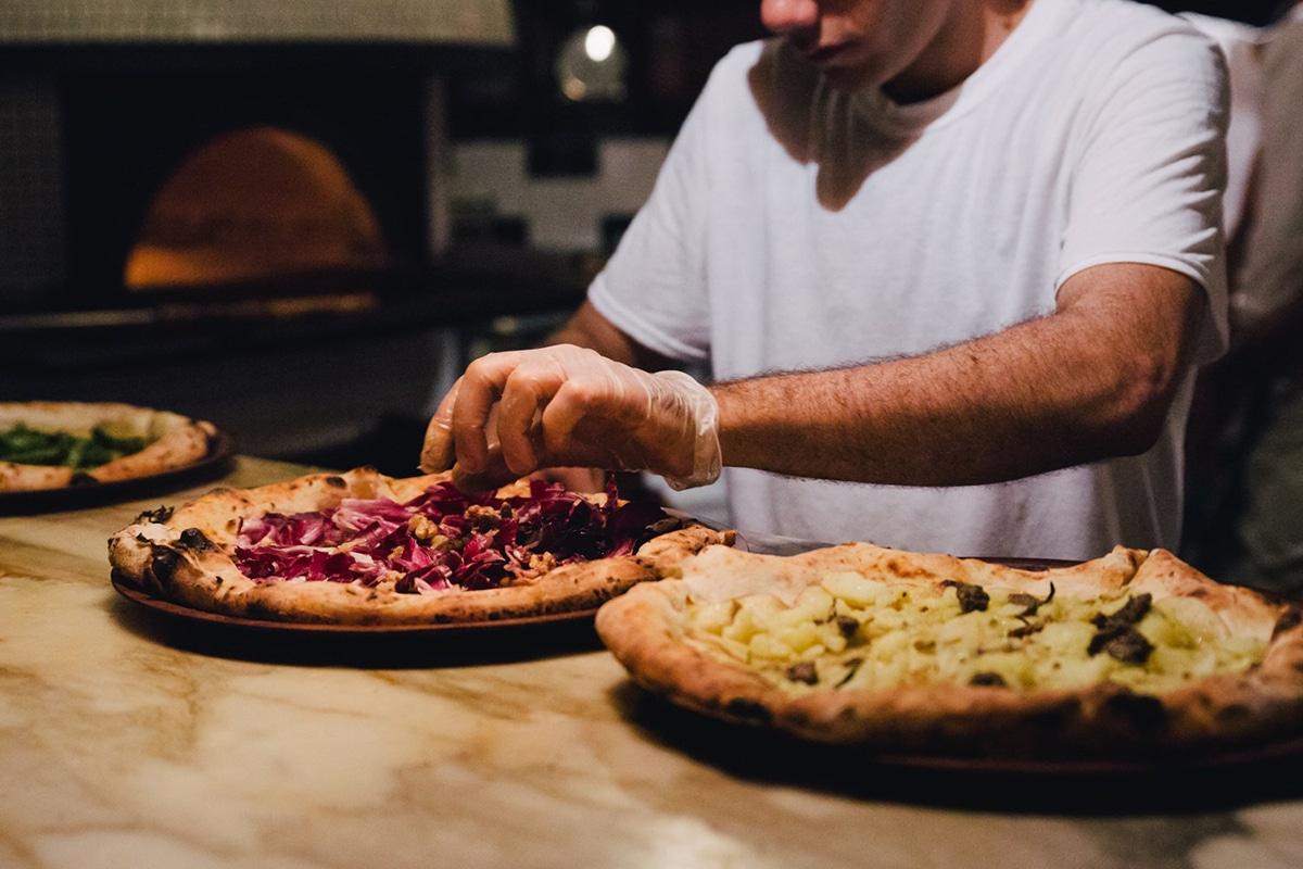 Beste vegane Restaurants in Sydney Gigi Pizzeria
