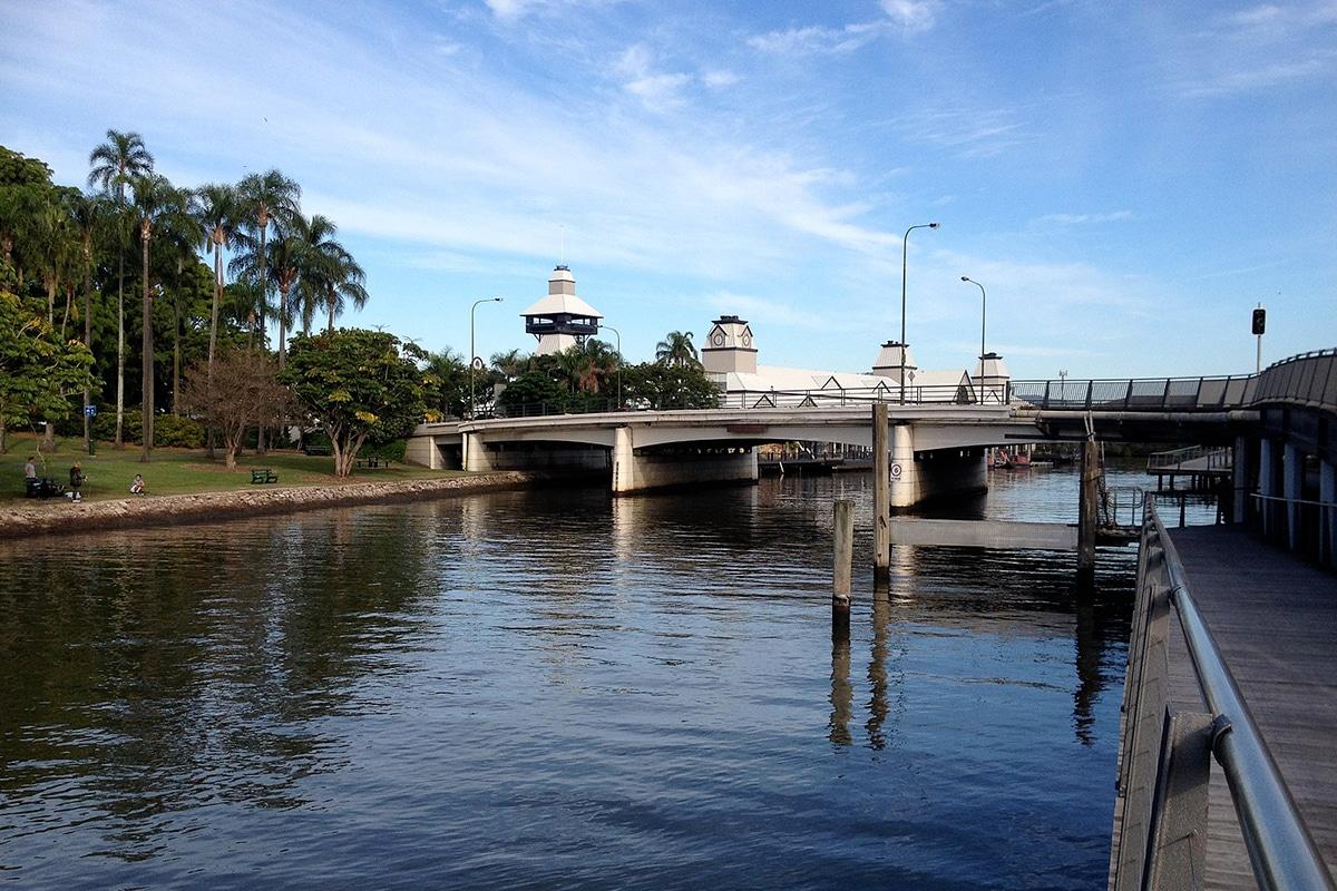 Beste Angelplätze in Brisbane Breakfast Creek