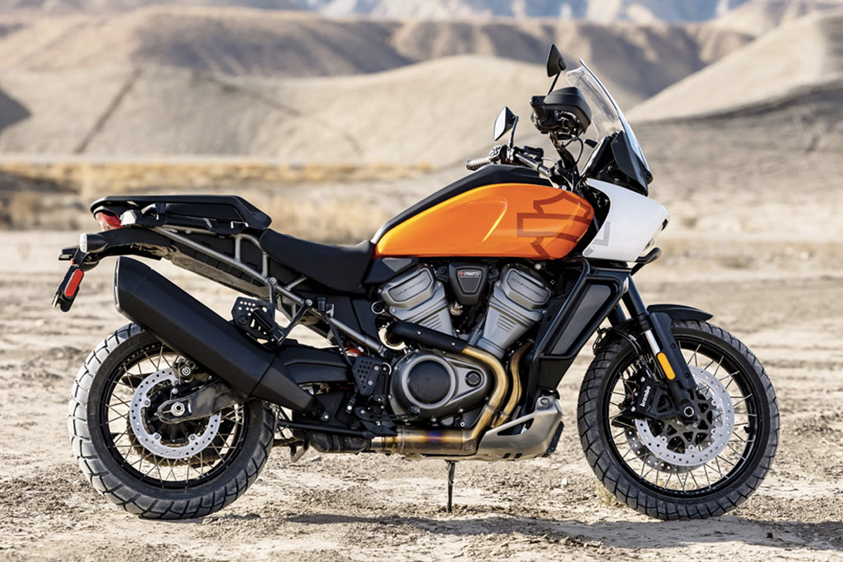 2021 Harley Davidson Pan American 1250