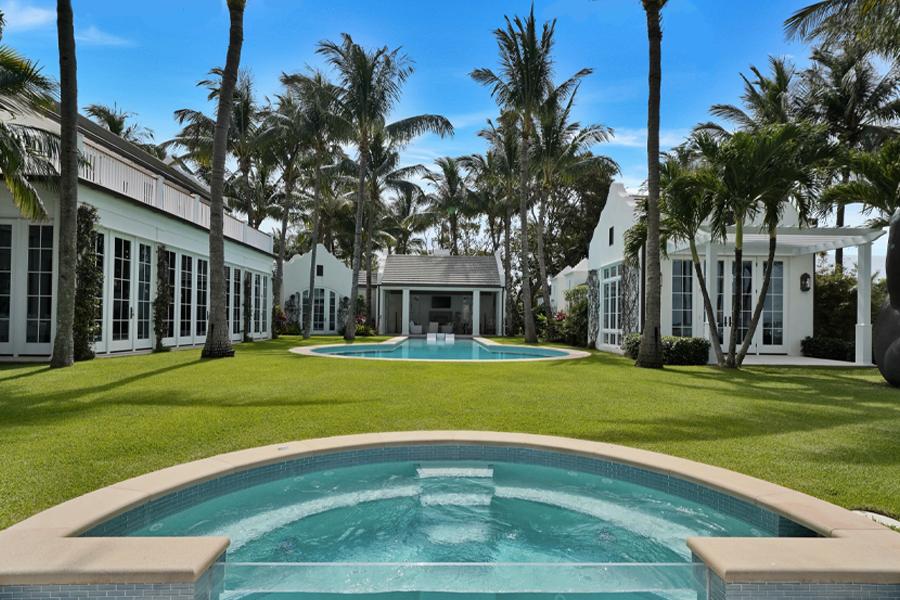 In Sylvester Stallones neuem 45-Millionen-Dollar-Palm-Beach-Compound