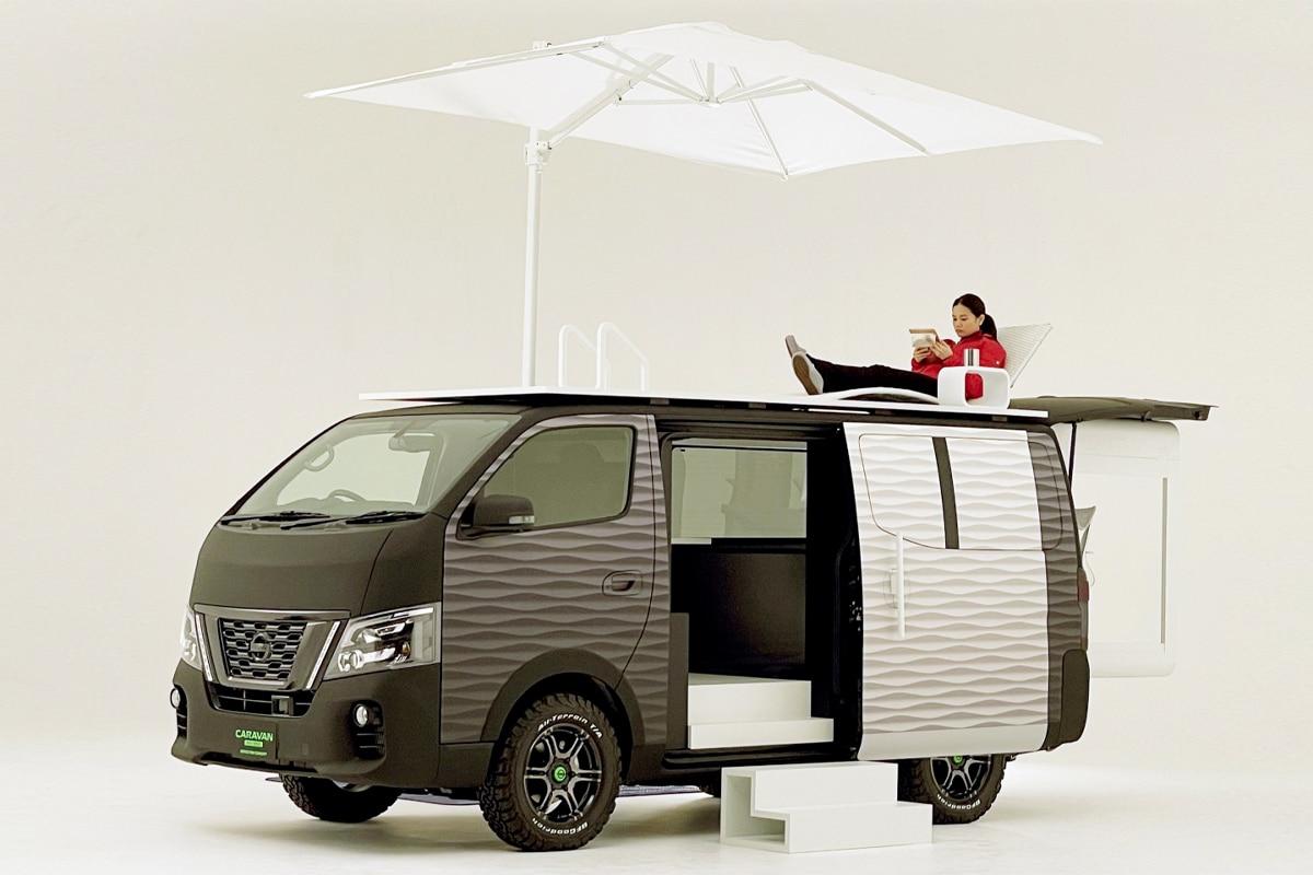 Nissan Pod Van 2