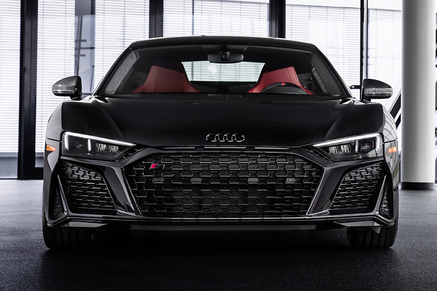 Audi R8 Panther vorne