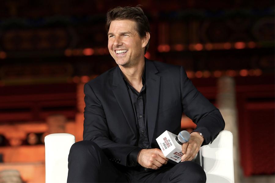 Tom Cruise Workout und Diätplan 2