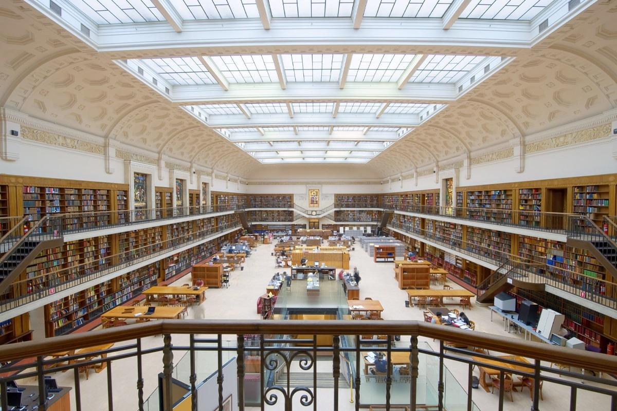 Staatsbibliothek von NSW