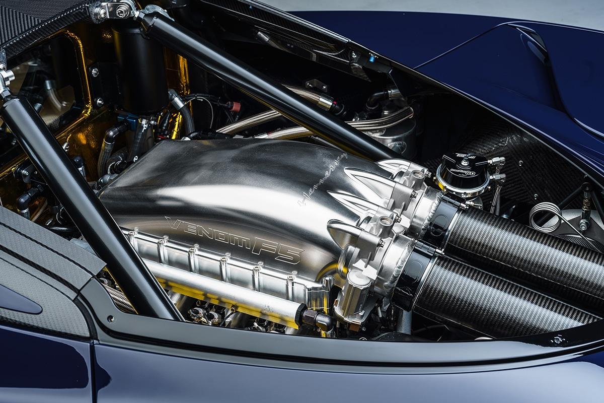 2021 Venom f5 Motor