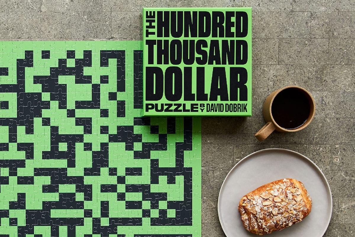 100k Puzzle großer QR-Code