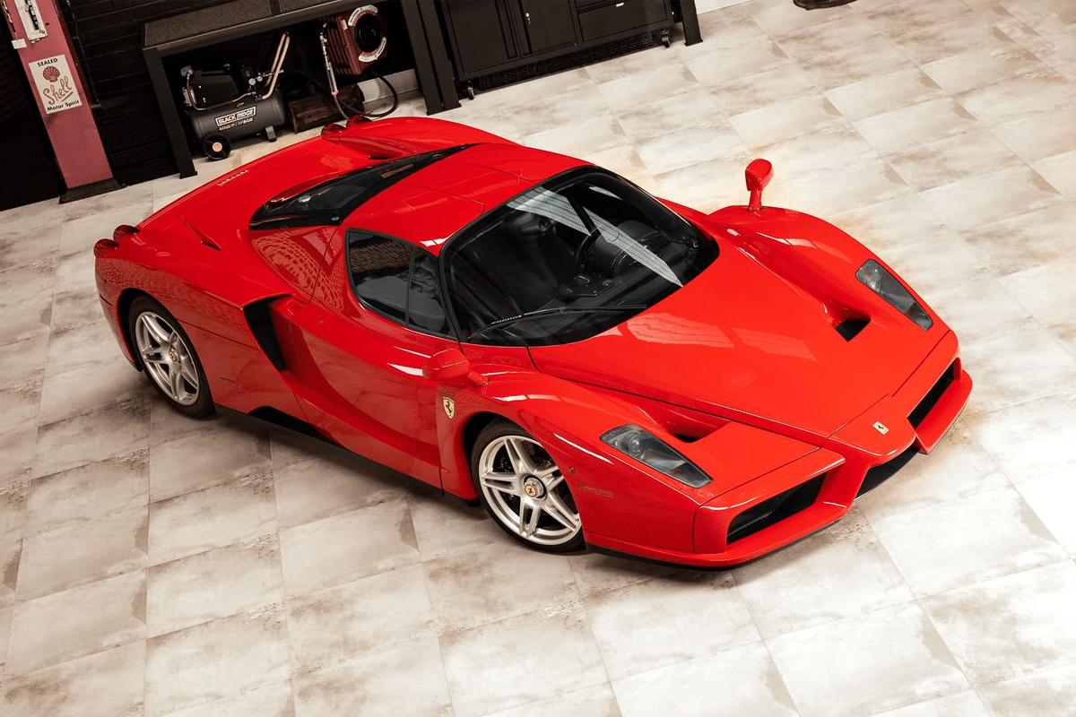 Ferrari Enzo Carsales 5
