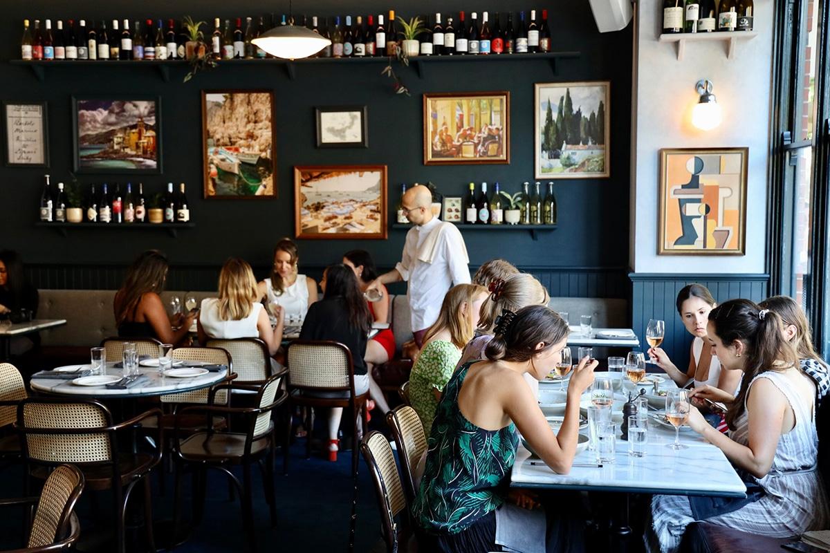 Best Restaurants in Surry Hills Bartolo