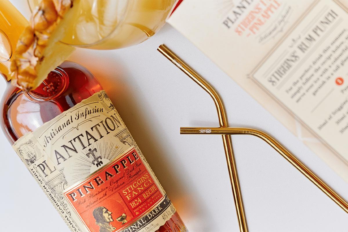 5. März - Plantage Stiggins 'ausgefallener Ananas-Rum