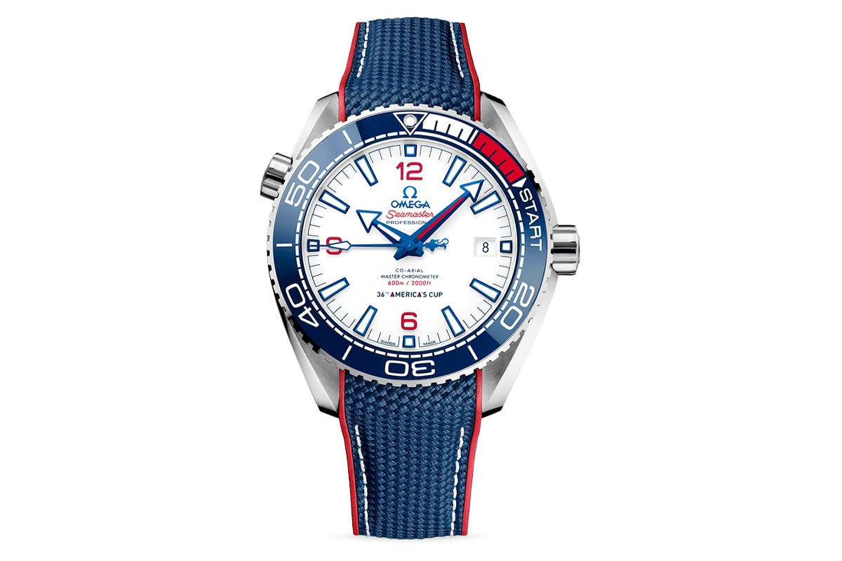 Omega Seamaster Planet Ocean Amerikas Cup Edition