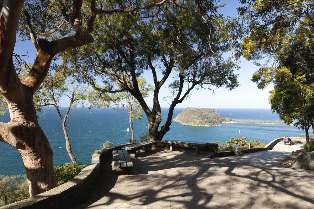 Best Views and Lookout Points in Sydney West Head lookout