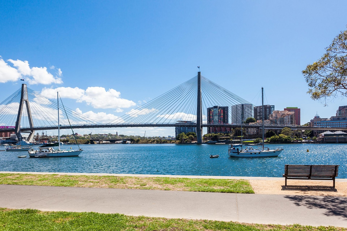 Best Views and Lookout Points in Sydney Blackwattle Bay Park