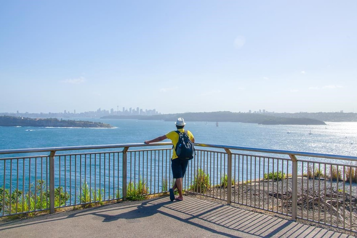 Best Views and Lookout Points in Sydney Fairfax Lookout, Manly