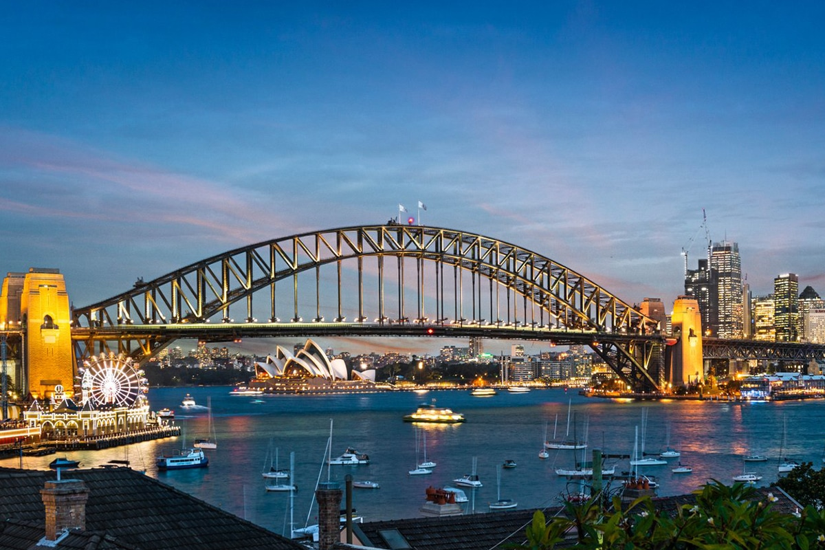 Best Views and Lookout Points in Sydney Lavender Bay