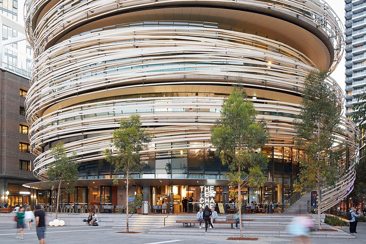 Beste Bibliotheken in Sydney The Exchange Darling Square