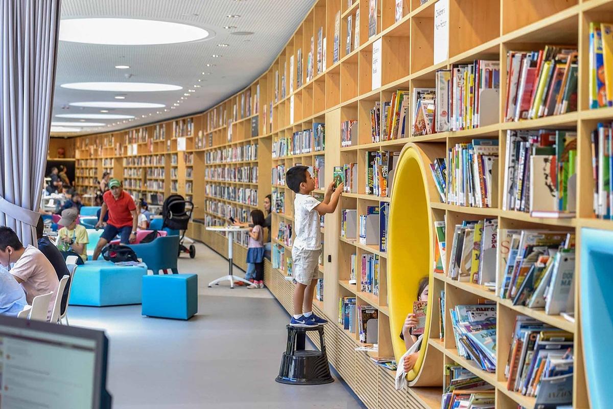 Beste Bibliotheken in Sydney Green Square