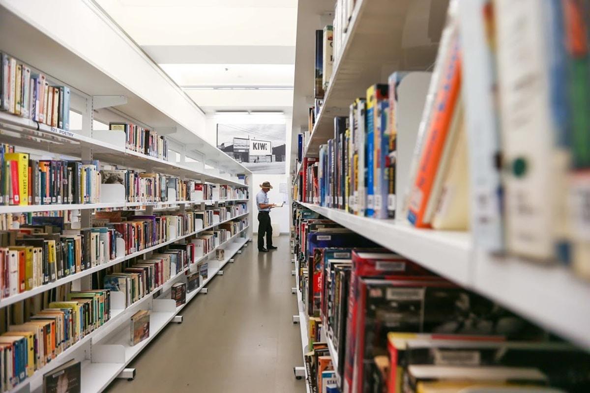 Beste Bibliotheken in der Sydney Kings Cross Library