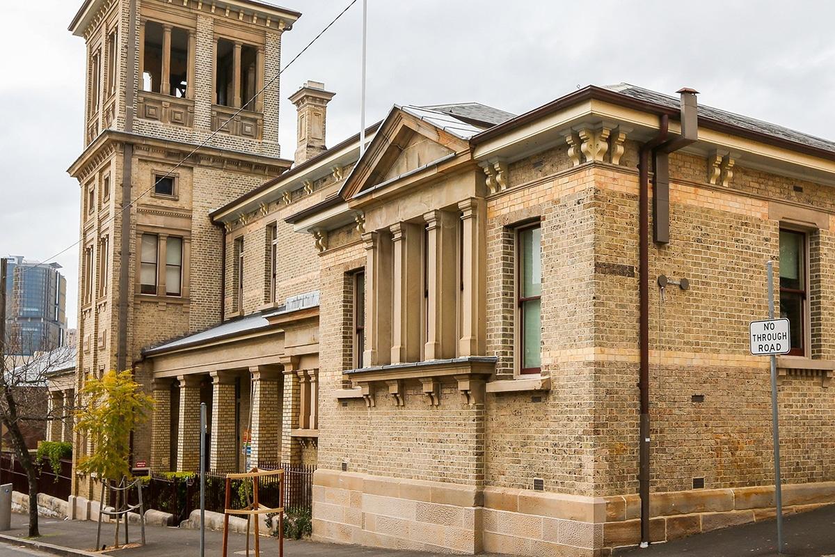 Beste Bibliotheken in Sydney Pyrmont Link