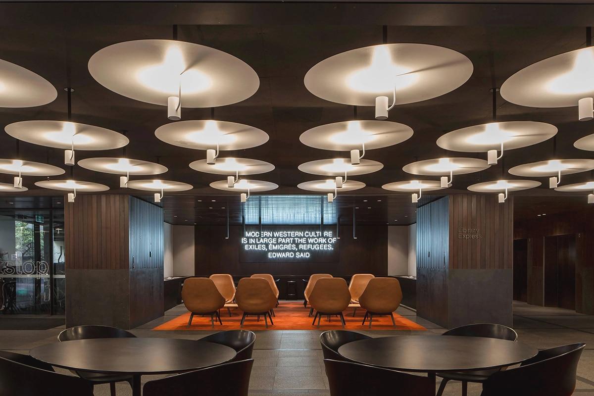 Beste Bibliotheken in Sydney Town Hall Library Express