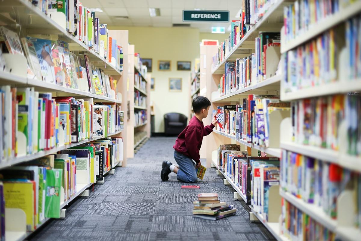 Beste Bibliotheken in der Sydney Ultimo Library