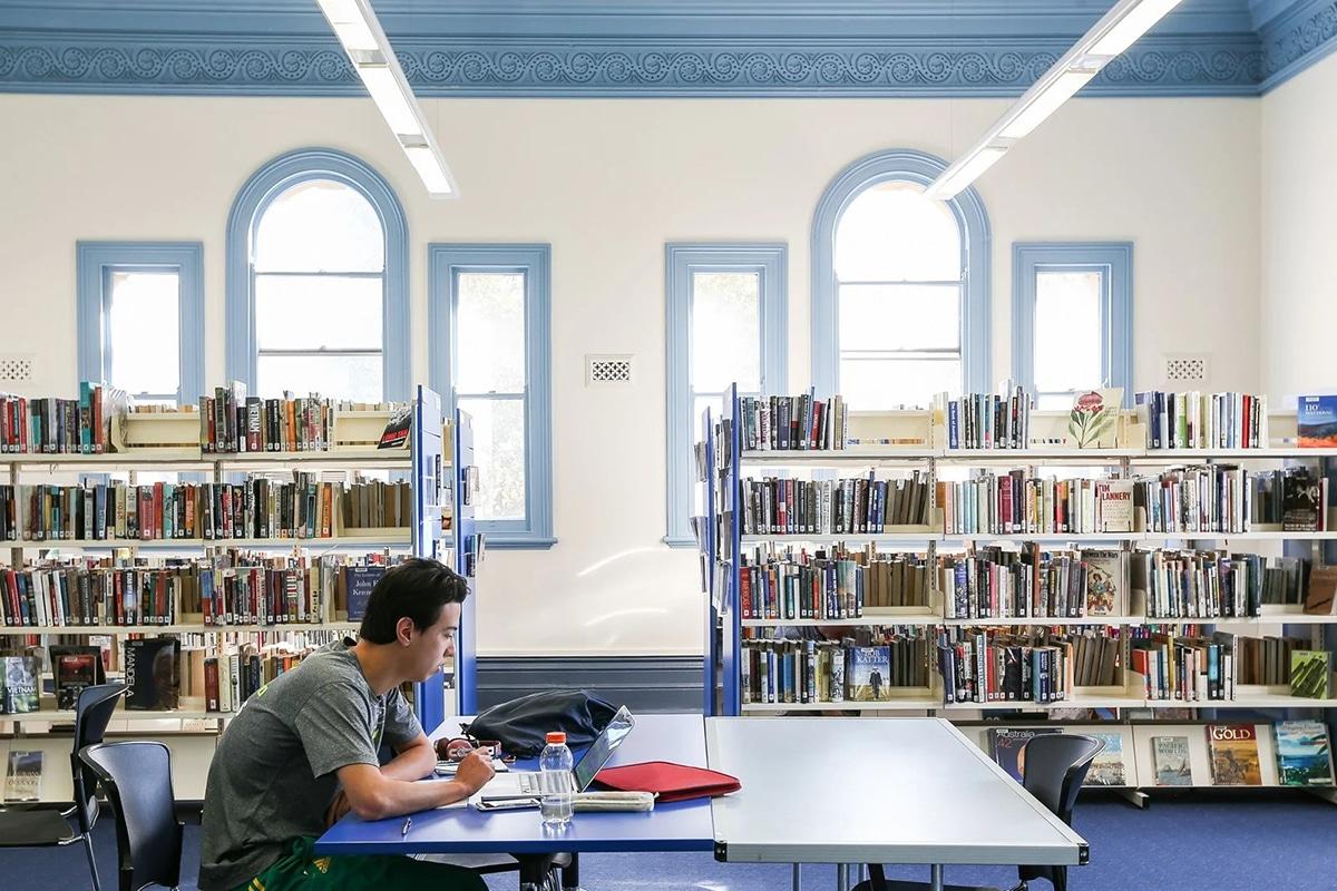 Beste Bibliotheken in der Sydney Waterloo Library