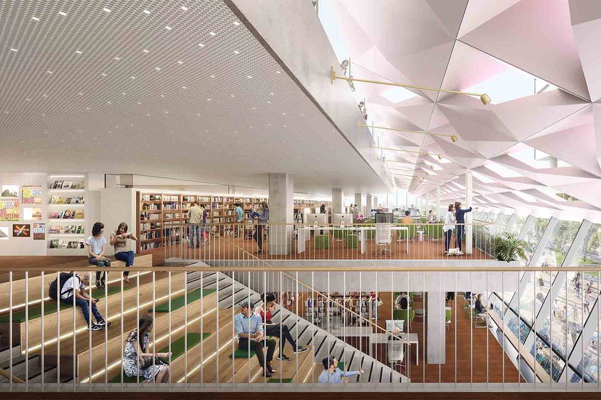 Beste Bibliotheken in Sydney Parramatta Square (in Kürze)