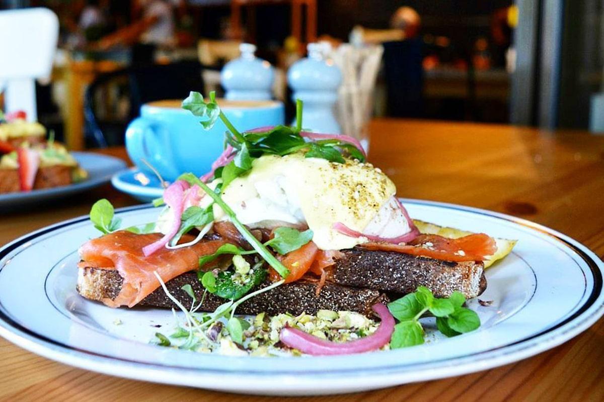 Beste Parramatta Cafes für Brunch und Mittagessen Paper Plane Cafe