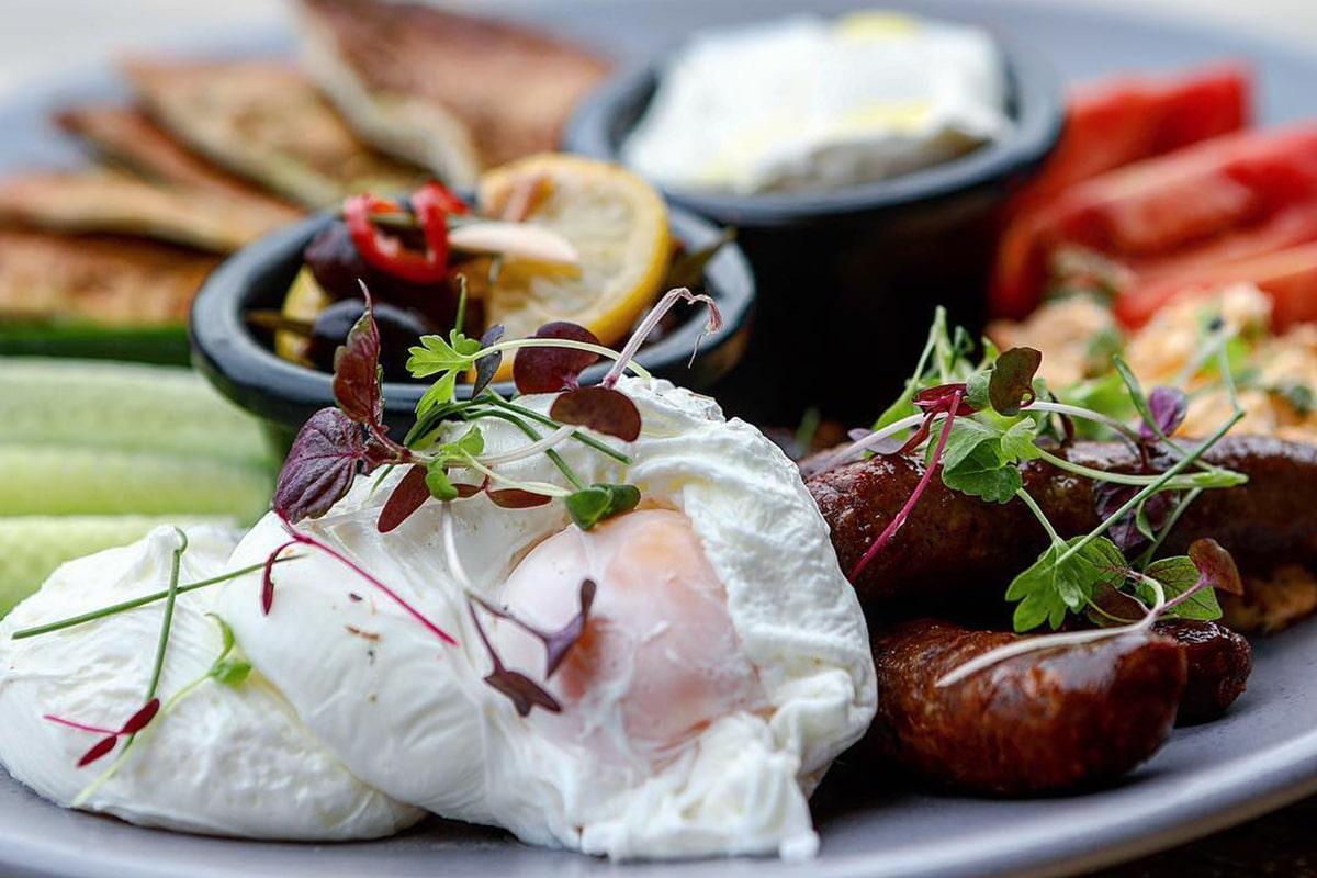 Beste Parramatta Cafes für Brunch und Lunch Cafe El's