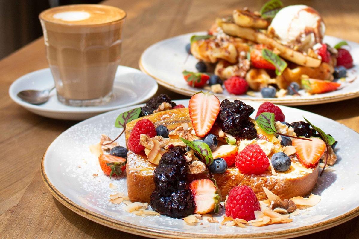 Beste Parramatta Cafes zum Brunch und Mittagessen The Coffee Emporium Restaurant & Bar