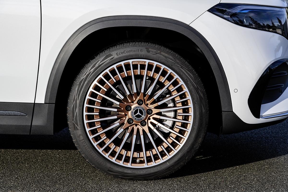 Mercedes-Benz EQA SUV Rad