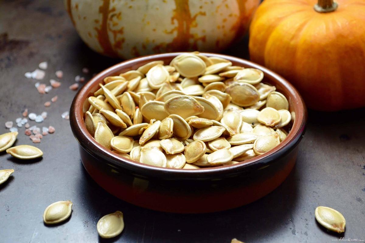 Best High Protein Snacks for On the Go Pumpkin seeds