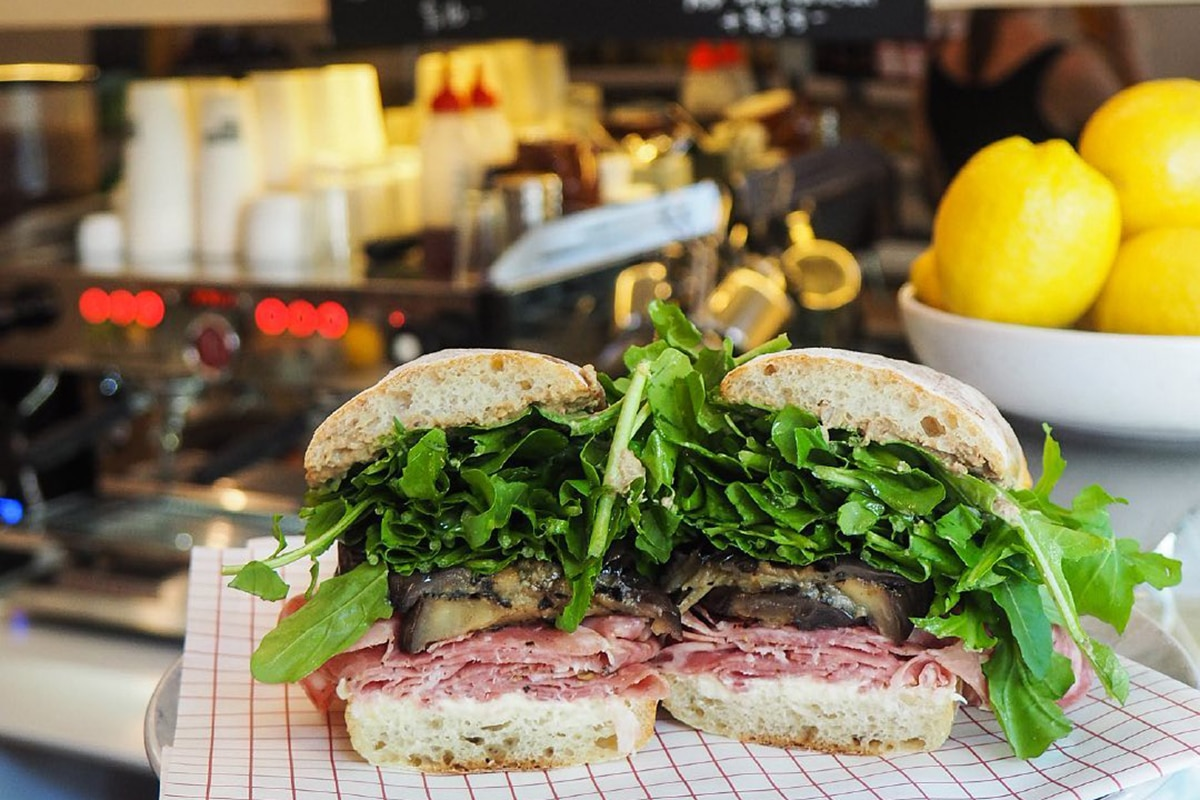 Best Healthy Restaurants in Sydney Small's Deli