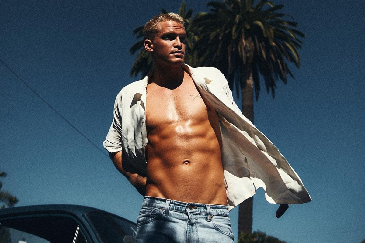 Cody Simpson Körpertransformation 2