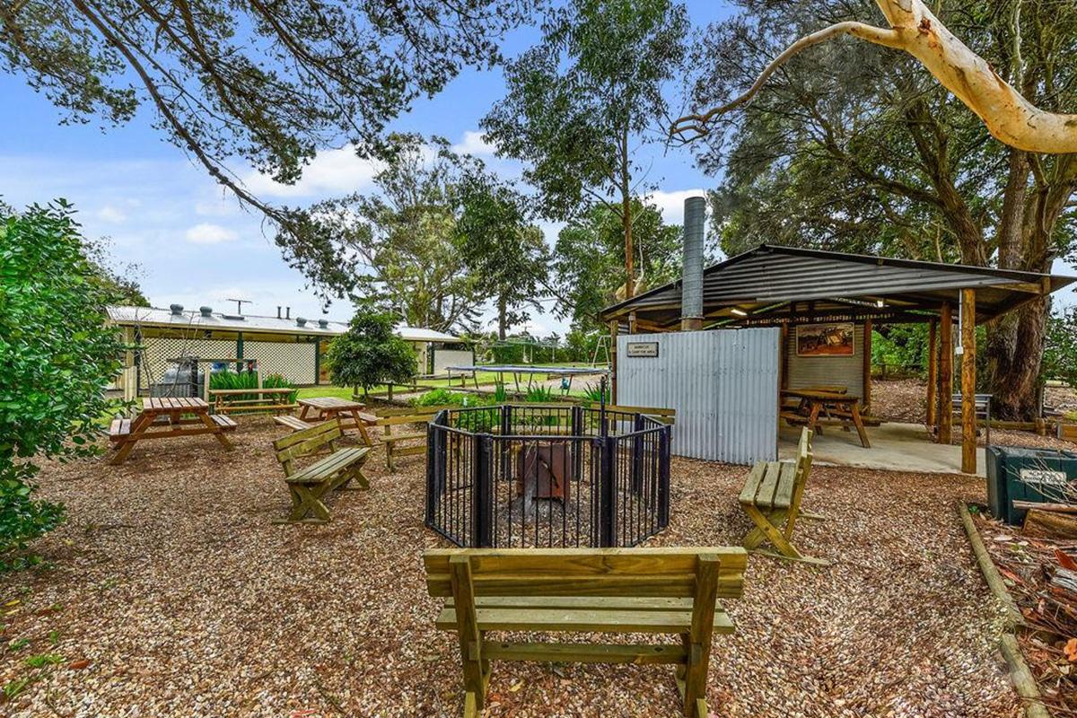 Beste Glamping Spots in der Nähe von Adelaide Millicent Hillview Caravan Park