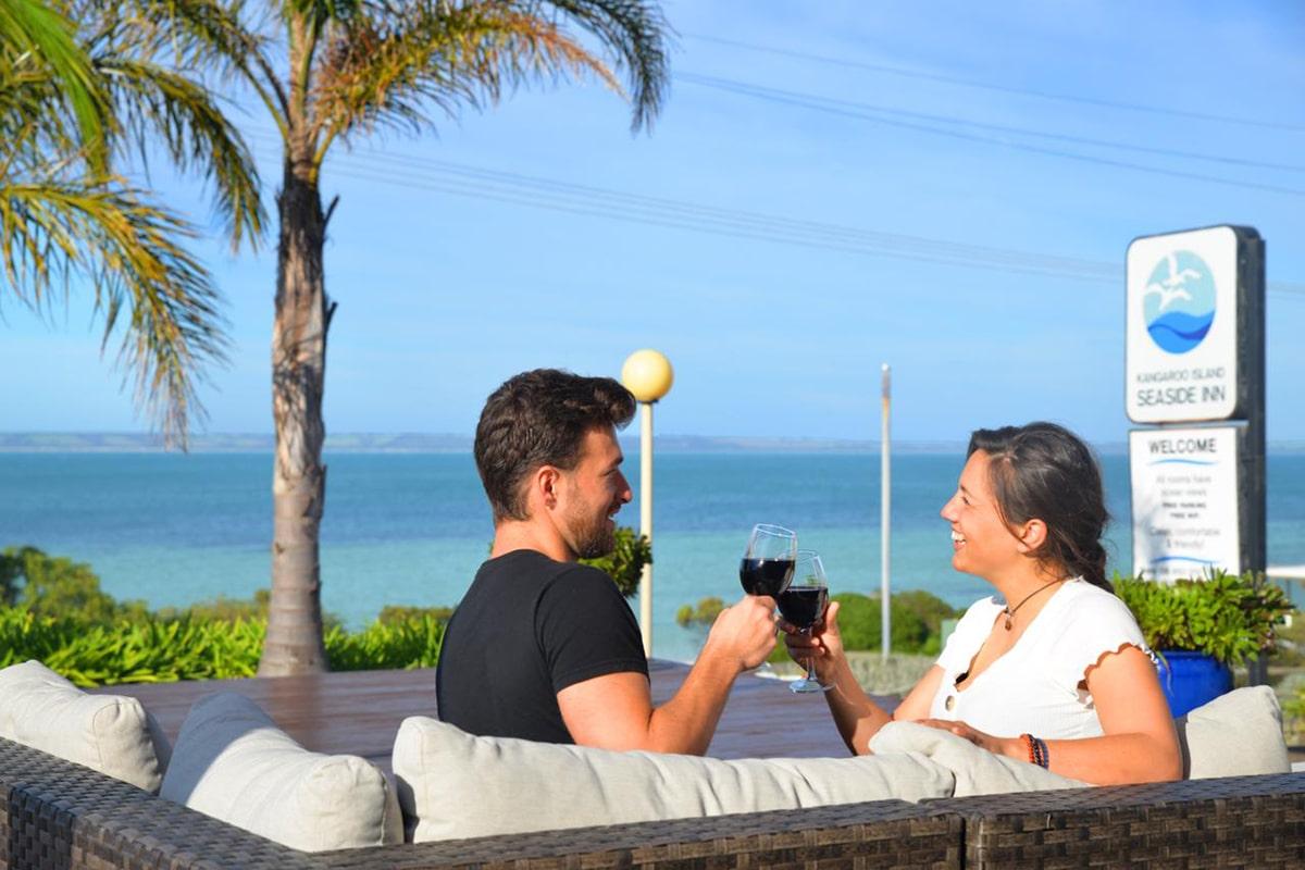 Beste Glamping Spots in der Nähe von Adelaide Kangaroo Island Seaside Inn