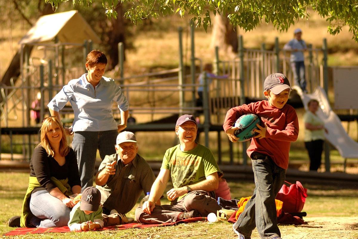 Beste Glamping Spots in der Nähe von Adelaide Belair National Park Holiday Park