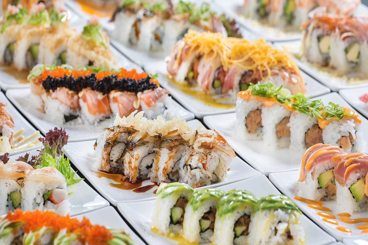 Best Japanese and Sushi Restaurants in Perth Aisuru Sushi