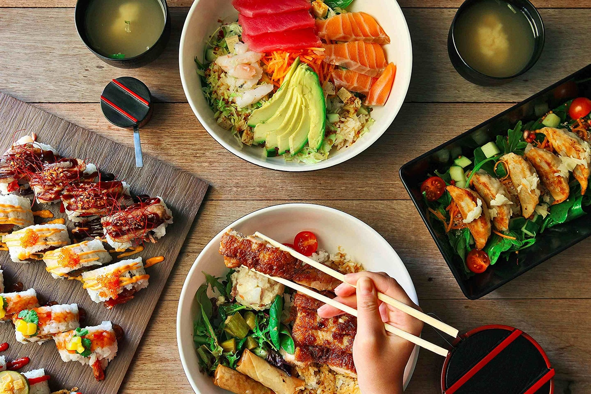 Best Japanese and Sushi Restaurants in Perth Mr. Oro Sushi