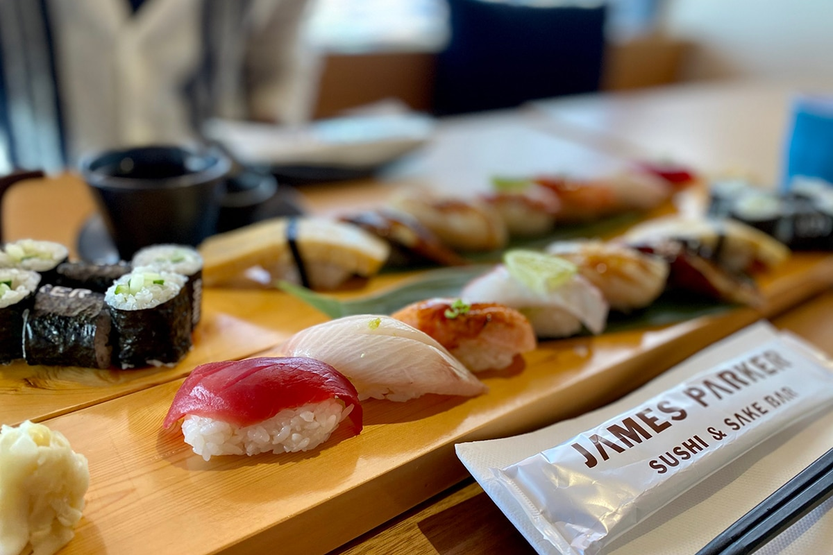 Best Japanese and Sushi Restaurants in Perth James Parker