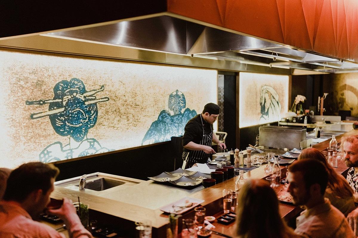 Best Japanese and Sushi Restaurants in Perth Tsunami Izakaya & Teppanyaki