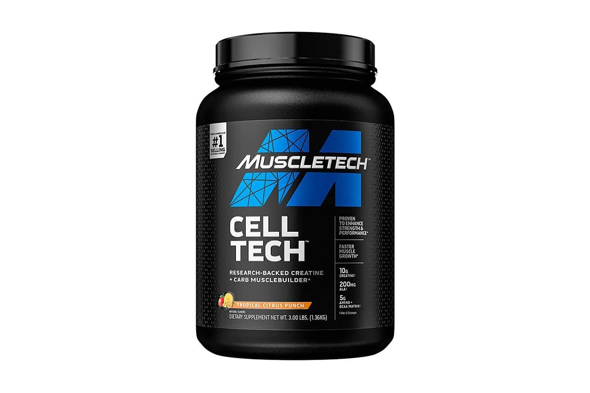 MuscleTech Cell-Tech Creatine