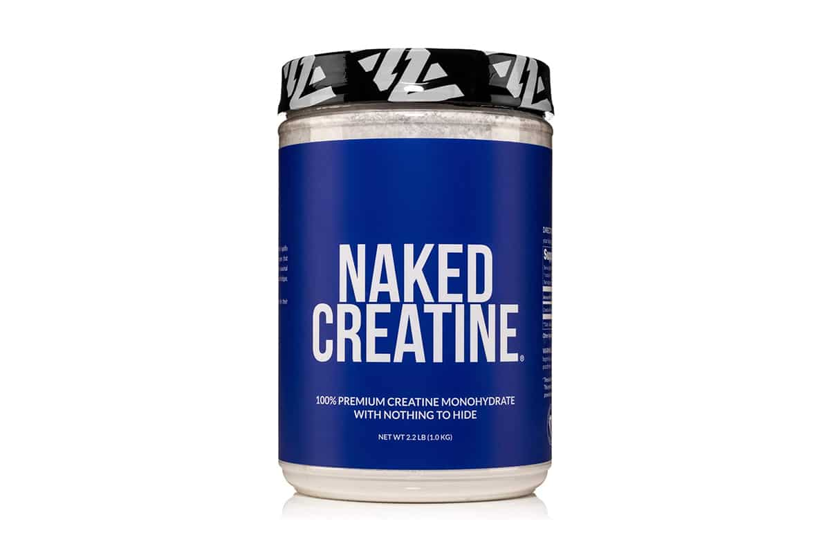 Naked Nutrition Pure Creatine
