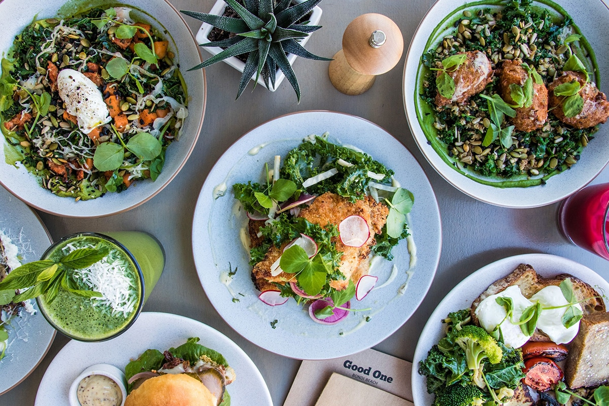 Best Bondi Cafes for Breakfast and Brunch Good One Cafe