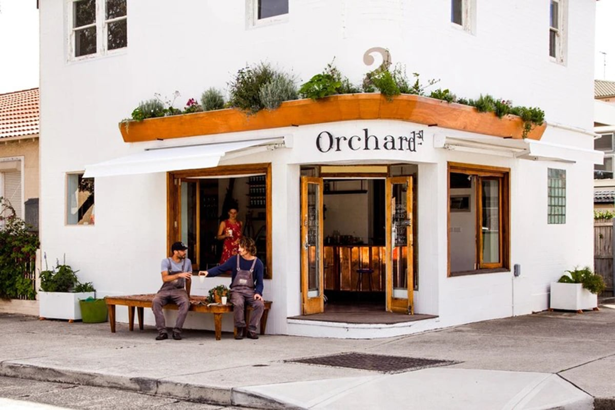Best Bondi Cafes for Breakfast and Brunch Orchard St Organic Juice and Raw Food Elixir Bar