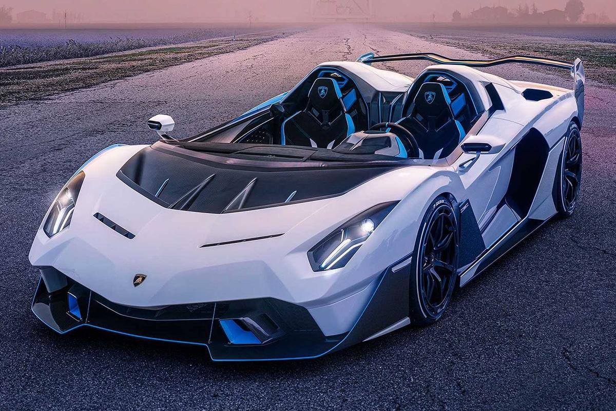 Lamborghini sc20 5
