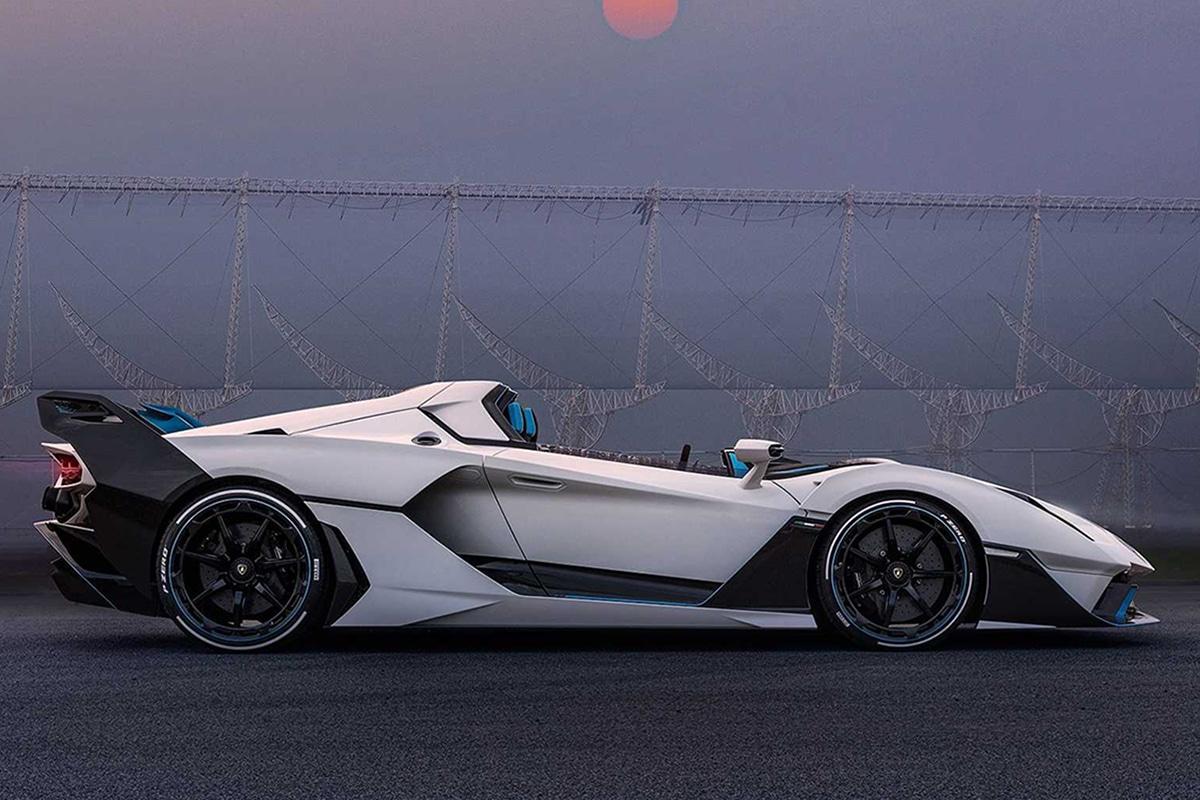 Lamborghini sc20 6