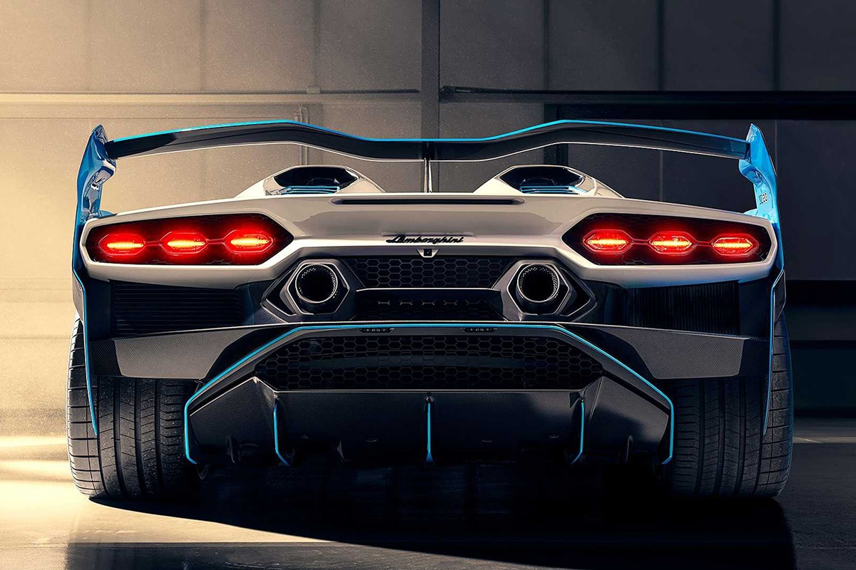 Lamborghini sc20 9
