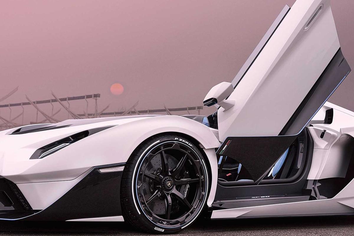 Lamborghini sc20 15